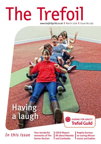2725ac4d9ec The Trefoil March 2016 by Girlguiding - issuu