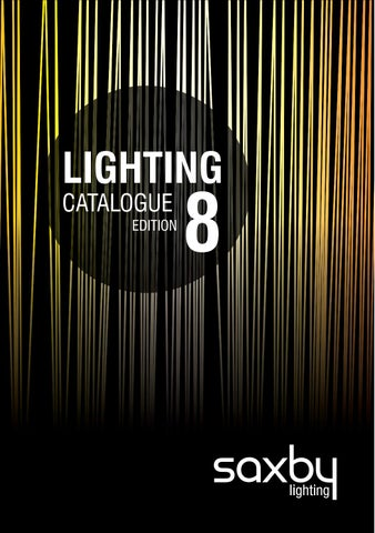 saxby edition 8 catalogue by kes lighting issuu