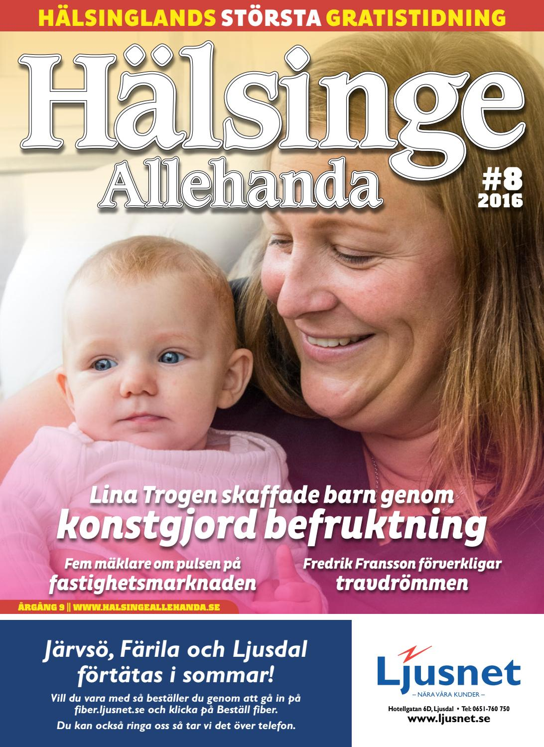 Lena Andersson, Ramsjvgen 14B, Ljusdal | satisfaction-survey.net