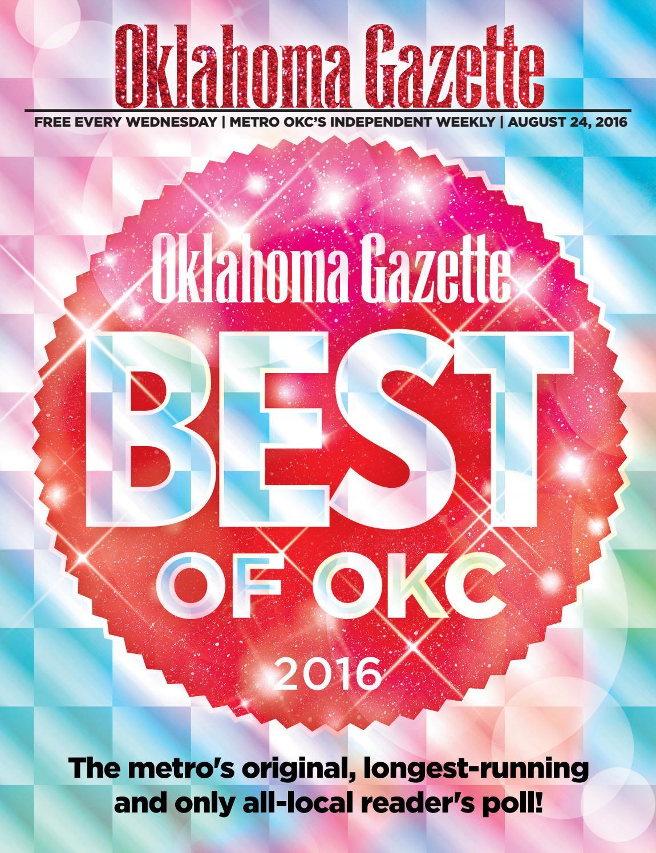 Best of OKC by Oklahoma Gazette - issuu