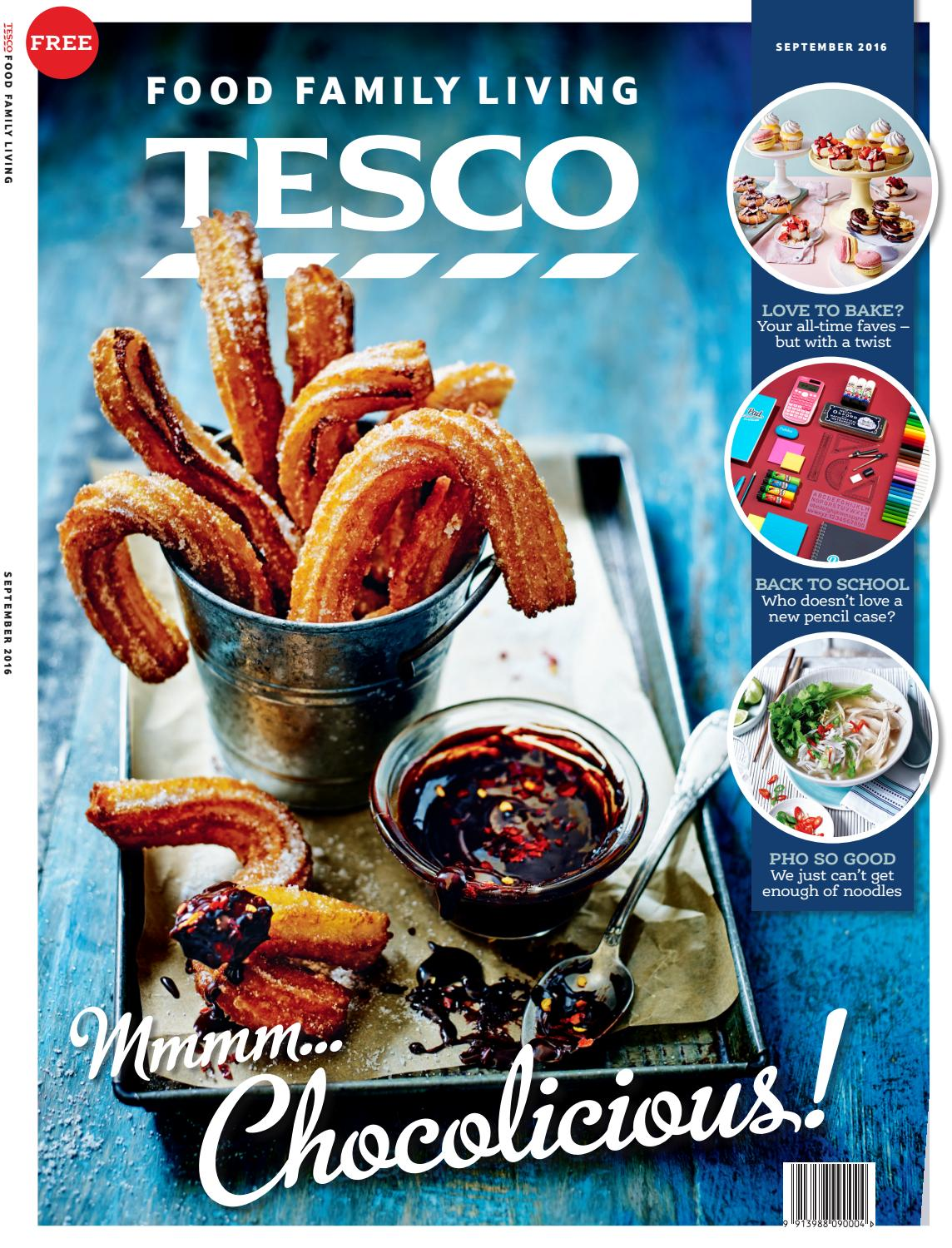 Tesco Magazine September 2016 By Tesco Magazine Issuu