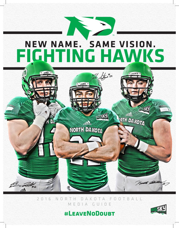 2016 UND Football Media Guide by University of North Dakota - issuu 692b4111d