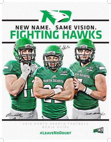 2016 Und Football Media Guide By University Of North Dakota Issuu