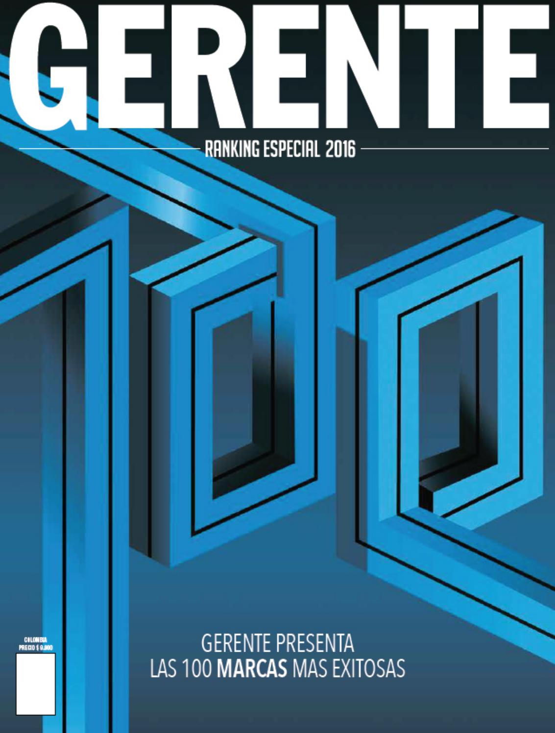Revista Gerente Colombia 217 by REVISTA GERENTE - issuu