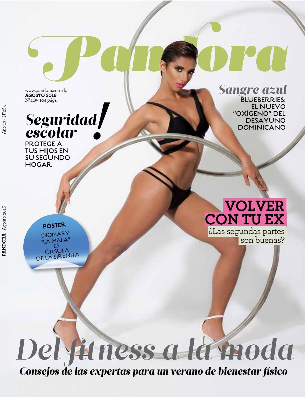 Revista Pandora By Multimedios Del Caribe Issuu