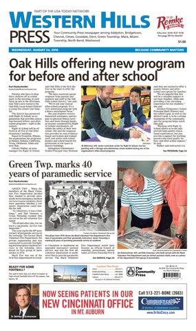 Western hills press 082416 by Enquirer Media - issuu