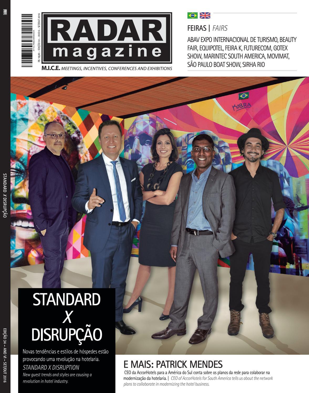Radar magazine ed 34 by grupo radar tv issuu fandeluxe Images