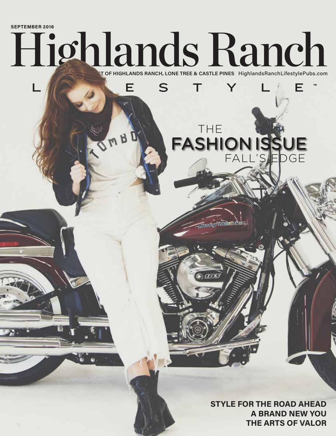 Highlands Ranch September 2016 by Lifestyle Publications - issuu