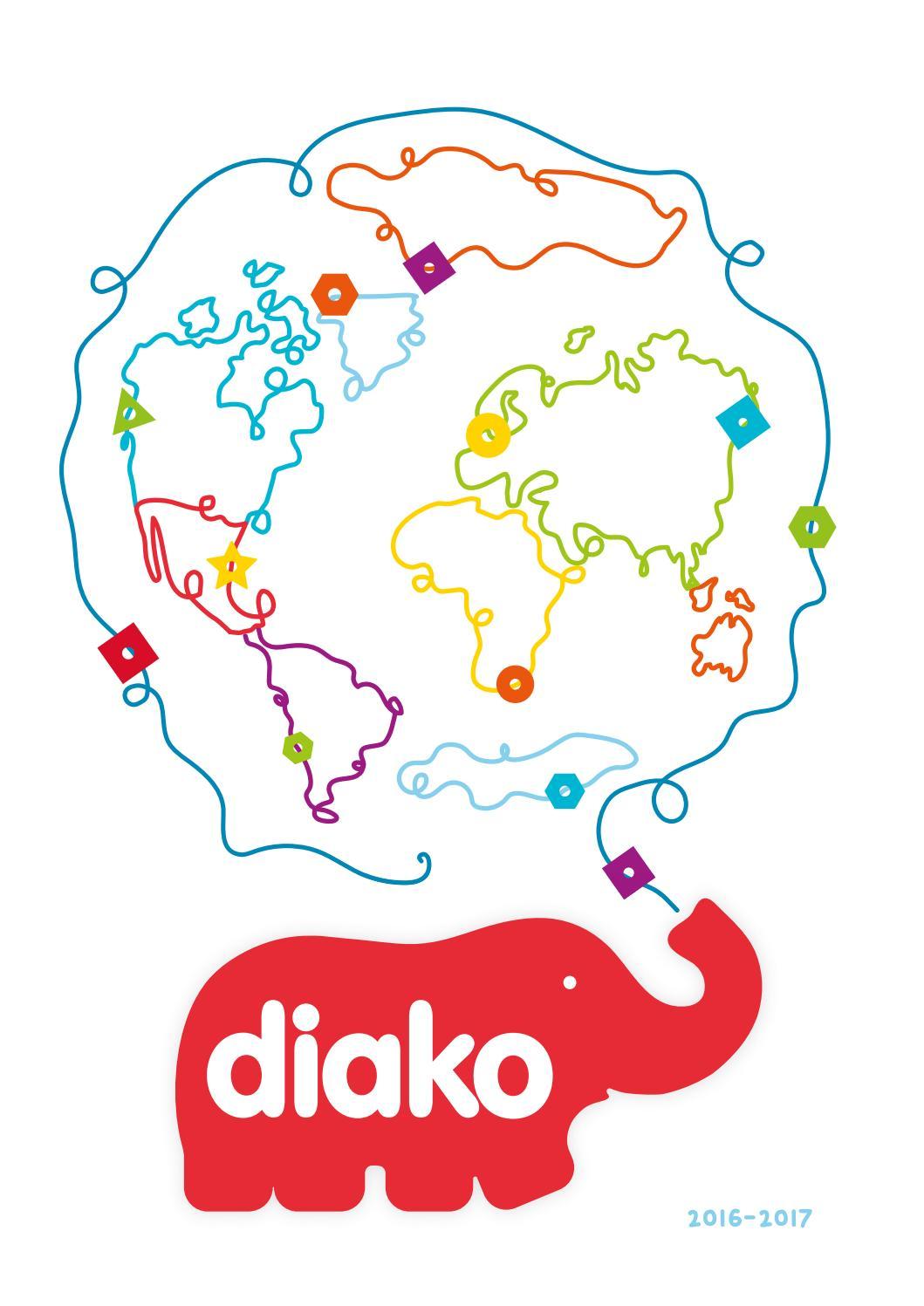 Catálogos Diako Abc 2016-2017 by Diako Abc - issuu