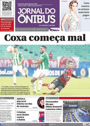 Jornal do Onibus de Curitiba - Edição do dia 26-08-2016 by Editora ... eaef495b59ad5