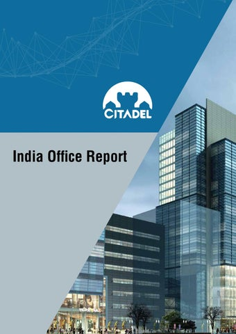 India Commercial Real Estate Market Report Q4, 2015 by