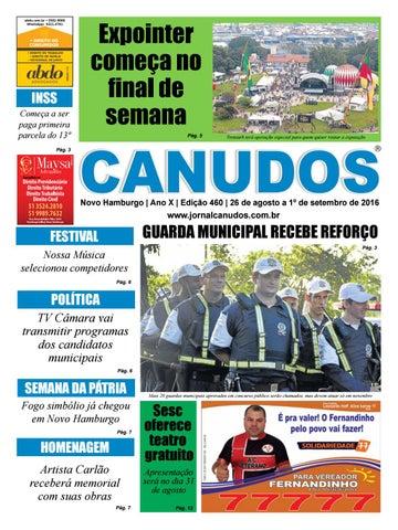 af9d1983cb Jornal Canudos - Edição 460 by Jornal Canudos - Comercial - issuu