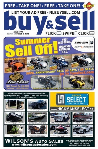 2f79c4db043 Buy and Sell Magazine Issue 1002 by NL Buy Sell - issuu