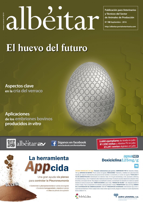 Albéitar 198 by Grupo Asís - issuu