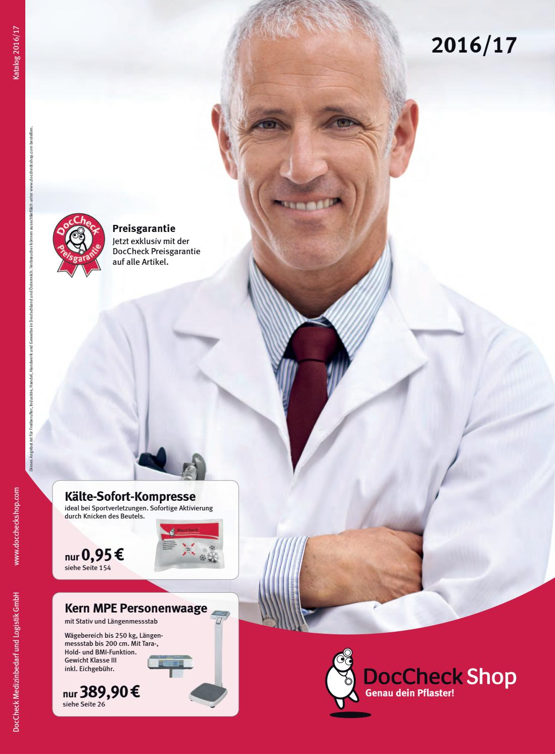 DocCheck Katalog 2016/2017 by DocCheckShop - issuu
