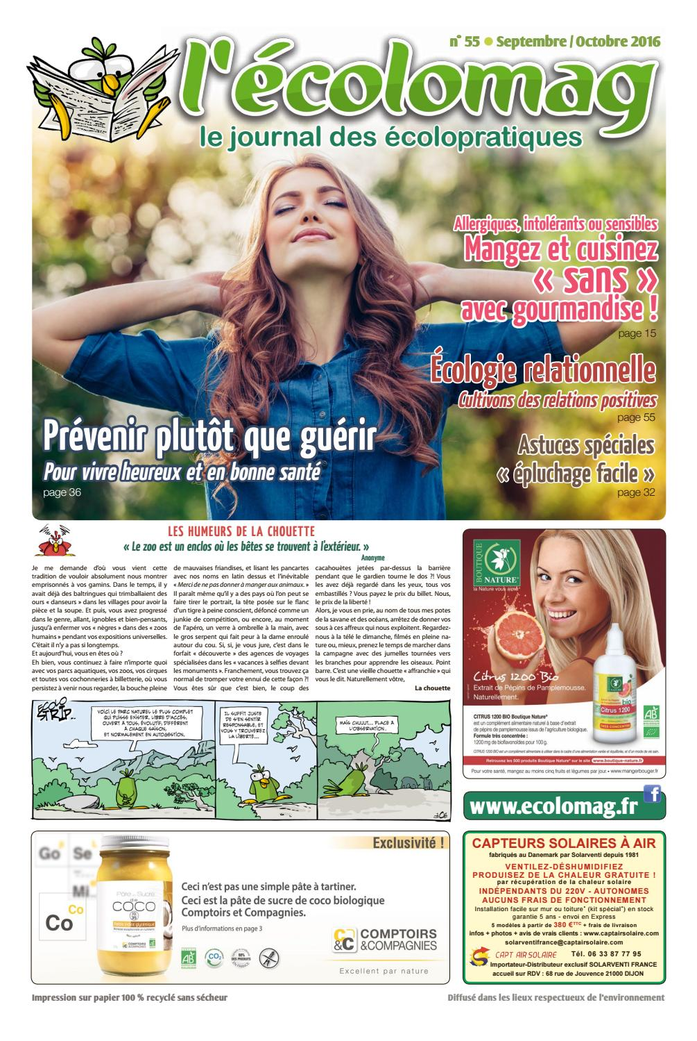 L Ecolomag n°55 by L Ecolomag - issuu 4e45f405956f