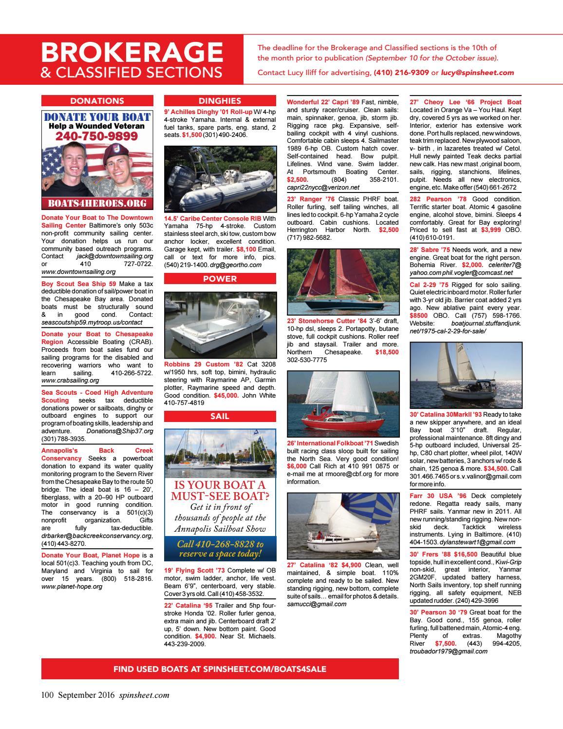 SpinSheet Magazine September 2016 by SpinSheet Publishing