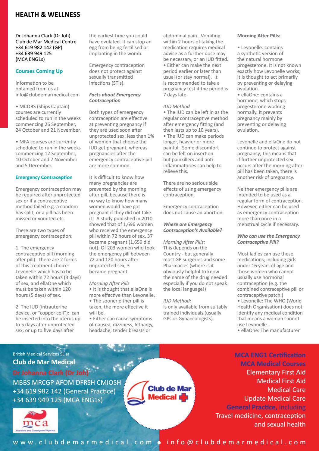 The Islander September Edition by Simon Relph - issuu