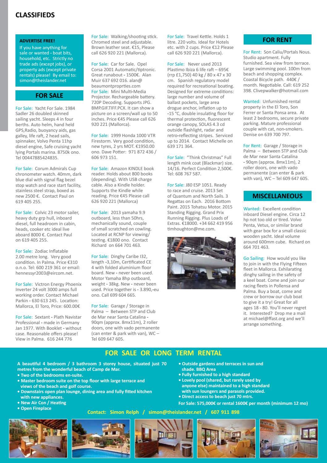 The Islander September Edition