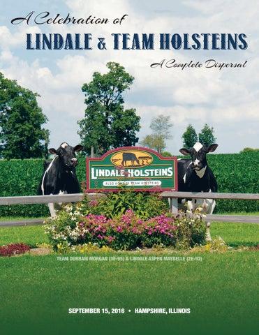 36ca402b5d0b Lindale   Team Holsteins Complete Dispersal by Cowsmopolitan Dairy ...
