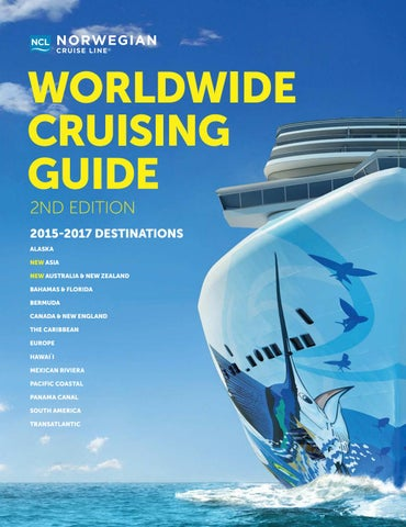 Norwegian Cruise Line Brochure By International Cruise And Excursions Issuu
