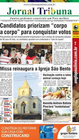 a549e5c06e Ed 695 by Jornal Tribuna Paulínia - issuu