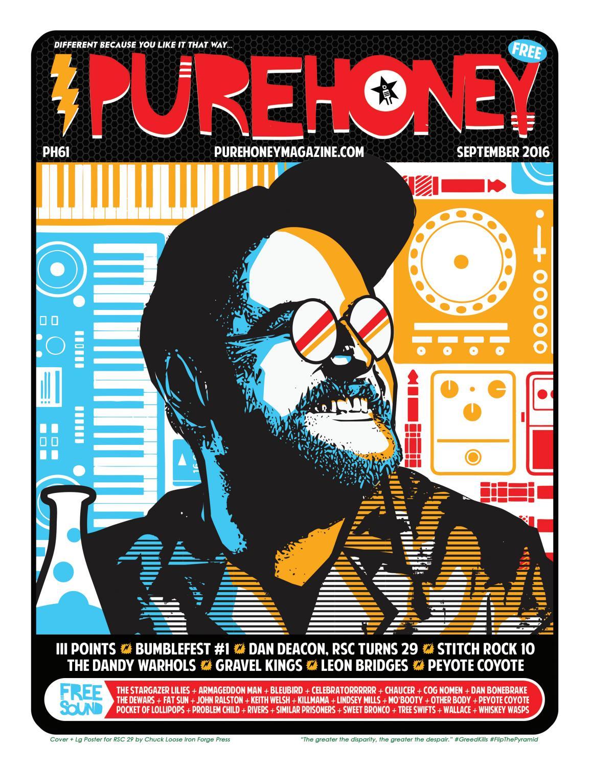 PUREHONEY 61 by PureHoney Magazine - issuu