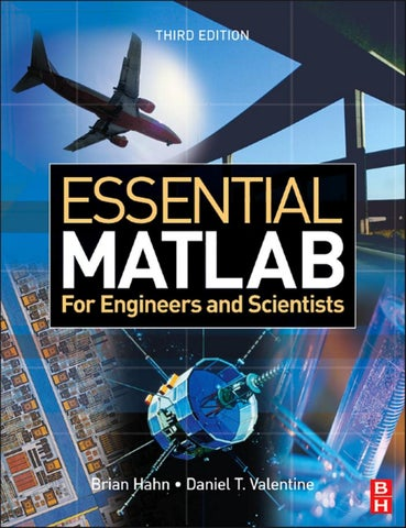 Essential matlab for engineers and scientists by Lateef Adewale