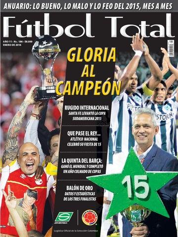 8eec04abed47d Revista Futbol Total - Edición 186 by Dayana Alvarado - issuu