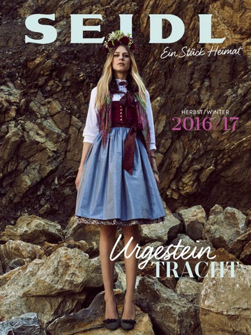 5f290090ae40 SEIDL Magazin Herbst Winter 2016 17 by SEIDL Trachten - issuu