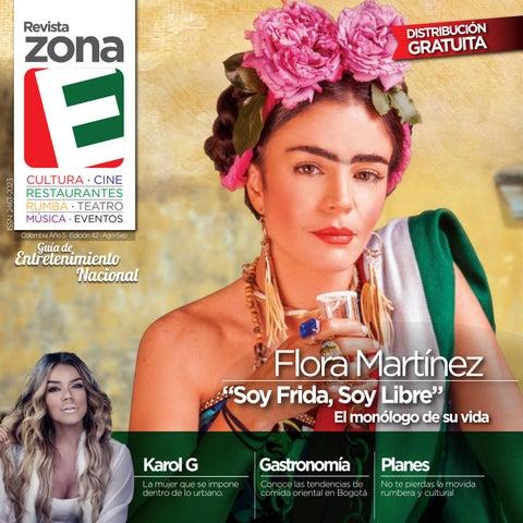 ad91e0e094800 Revista Zona E Agosto - Septiembre by Revista Zona E - issuu