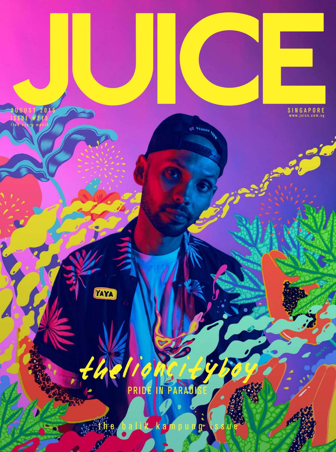 Juice August 2016 Thelioncityboy Issue 215 By Issuu Tendencies Get Lost Pocket Keychain Black
