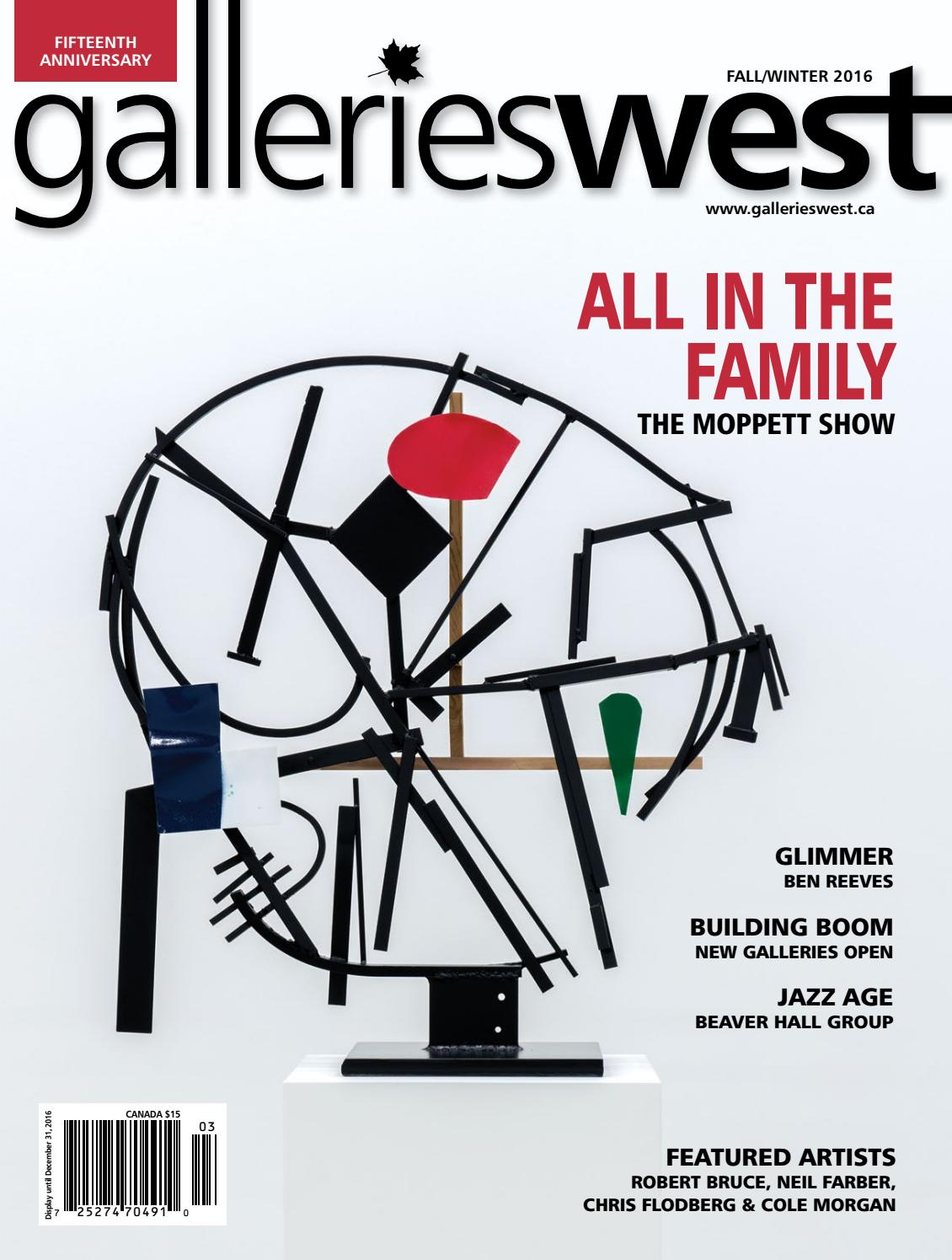 9ff593d3d3c16c Galleries West Fall Winter 2016 by Galleries West - issuu