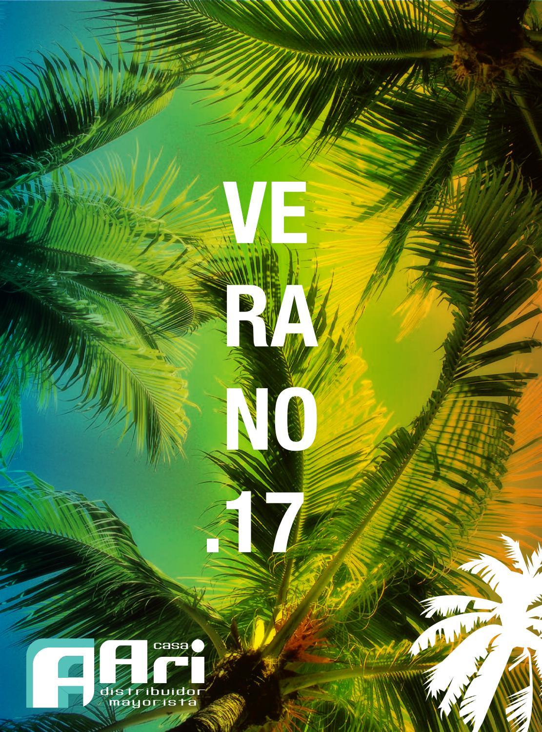 Catálogo Trajes de Baño - Verano 2017 by Casa Ari - Issuu