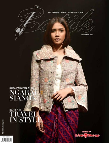BATIK SEPTEMBER 2016 by Batik Air Magazine - issuu c06b796c57