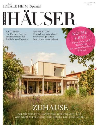 Einfamilienhäuser U2013 Das Ideale Heim Spezial By Archithema Verlag   Issuu