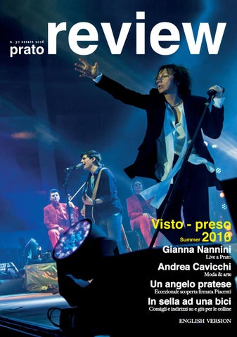 b0e11f918f Pratoreview n.30 by Gruppo Editoriale srl - issuu