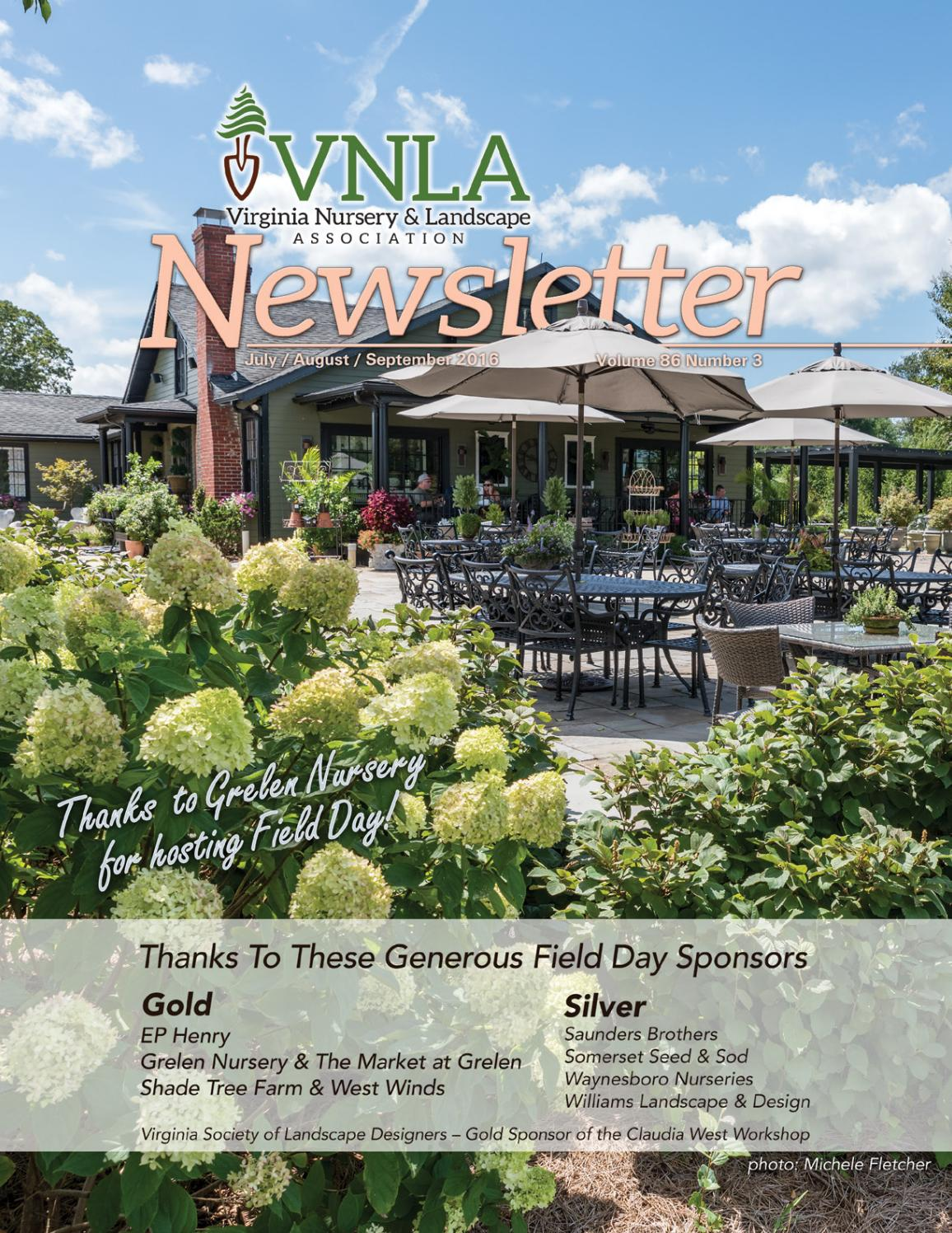 VNLA July/Aug/Sept 2016 newsletter by Jeff Miller - issuu on
