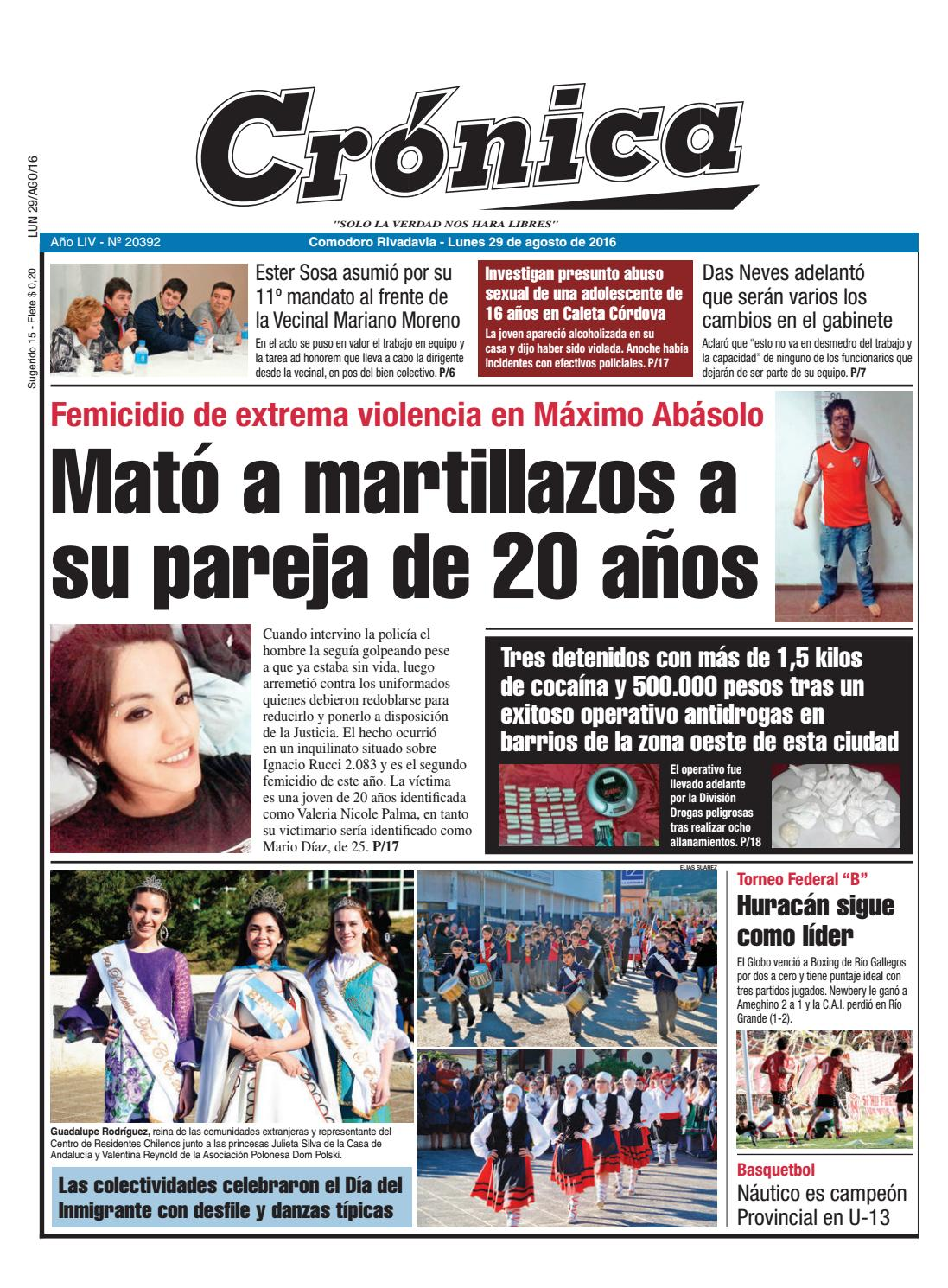 17f342d55ea8c017177eb3dd9bee6e5d by Diario Crónica - issuu