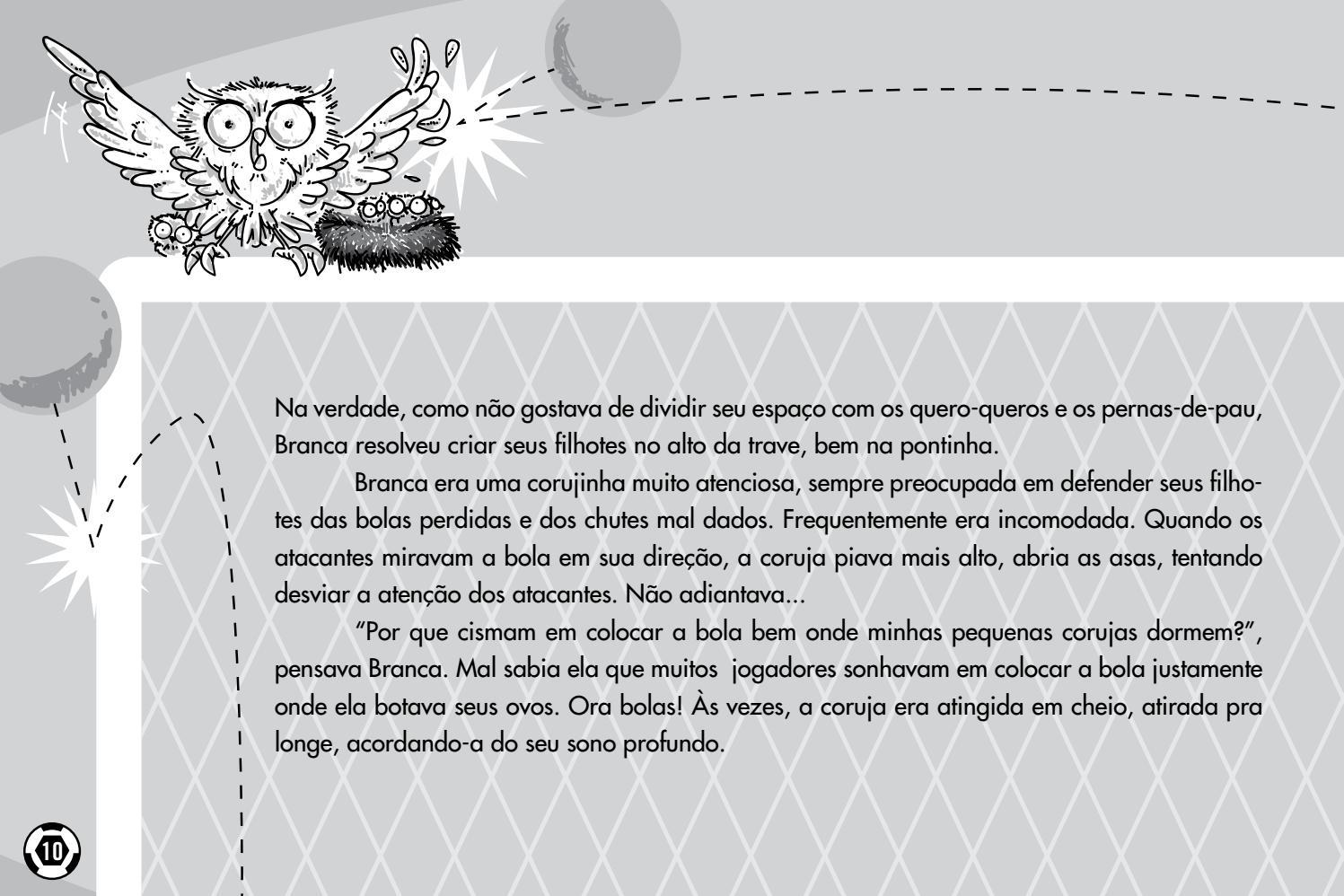 0a7f3f968b73f Onde a Coruja Dorme e outras histórias by Livros Ilimitados - issuu