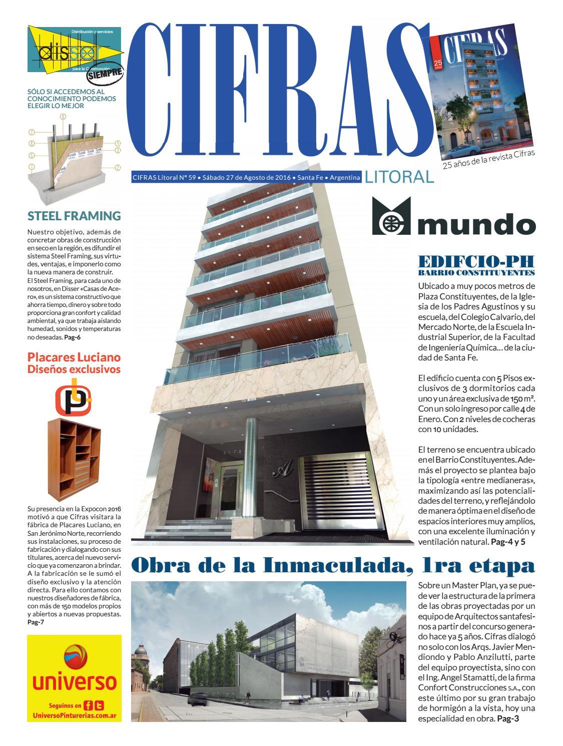 Cifras Litoral Agosto by Cifras - issuu