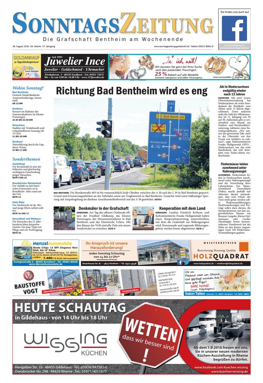 SonntagsZeitung_28-08-2016 by SonntagsZeitung - issuu