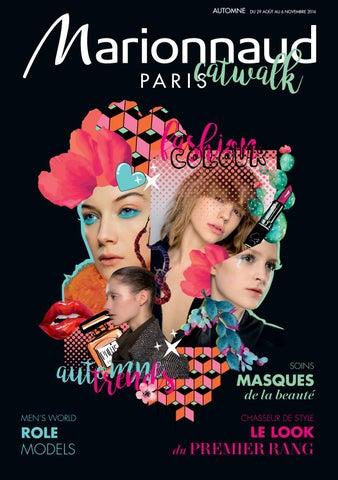 Marionnaud Magazine Automne 2016 by Marionnaud Switzerland - issuu 8b6c73a3f703