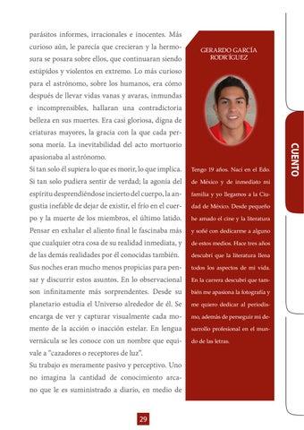 Page 29 of Cuento- La torre de astronomía