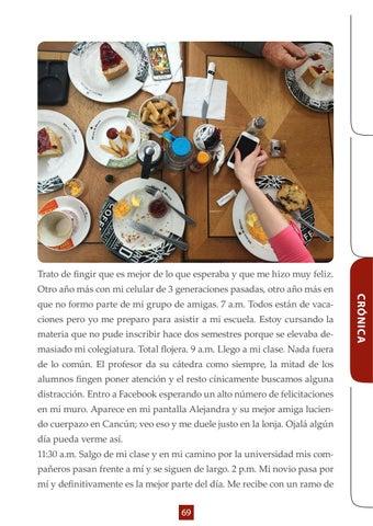 Page 69 of Crónica- Cumpleaños número 20