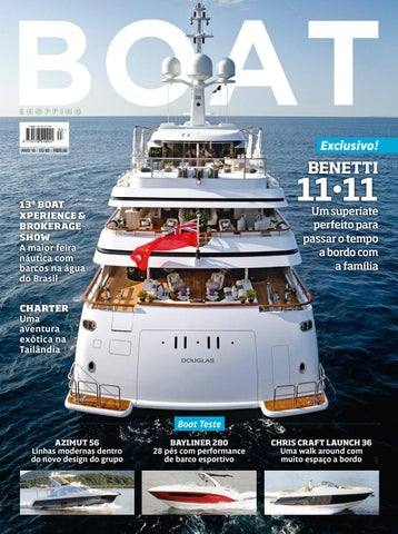 Barche july 2012 by international sea press srl   barche   issuu