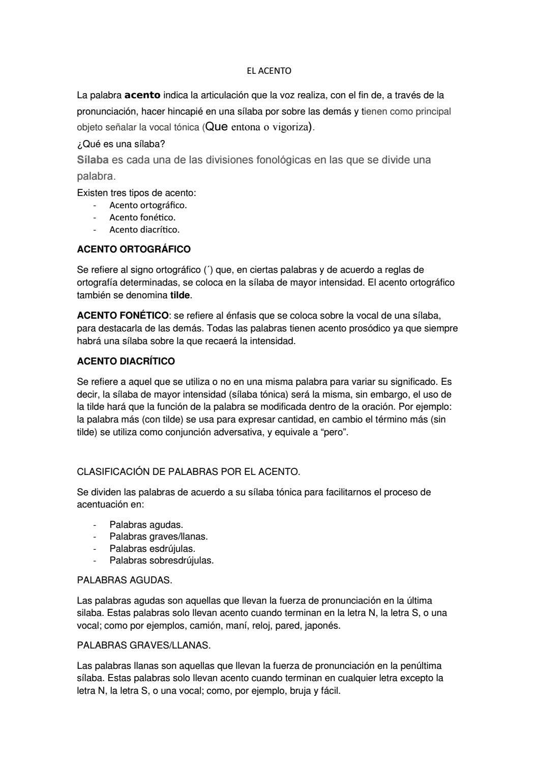 Chriss Acento Encalada Aguilar Informe OrtográficoBy Issuu De yYb7gv6f