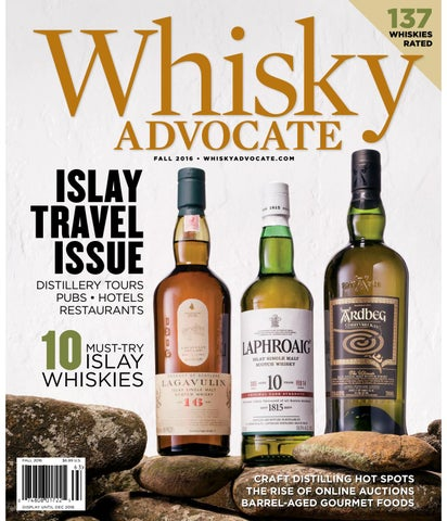 Whisky advocate – fall 2016 by pato - issuu