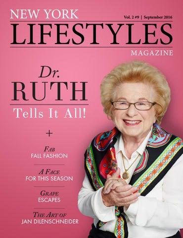 New York Lifestyles Magazine September 2016 By New York Lifestyles