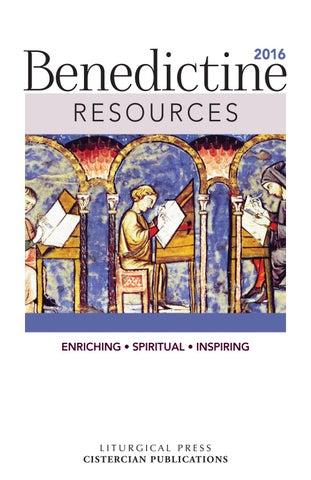 Benedictine catalog by liturgical press issuu benedictine 2016 fandeluxe Images